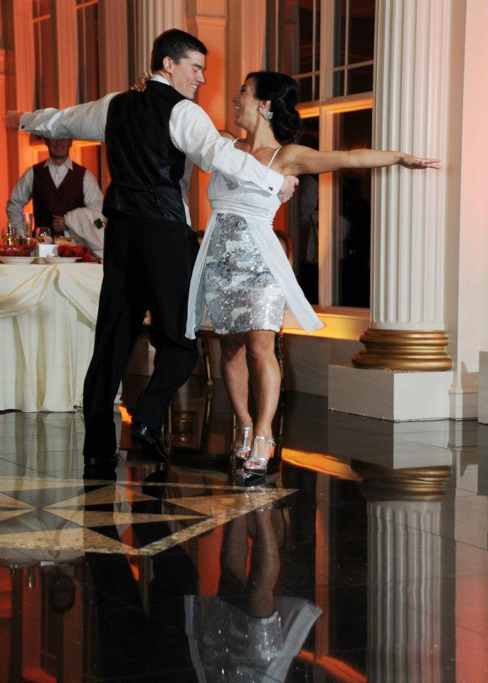 jim and linda wedding