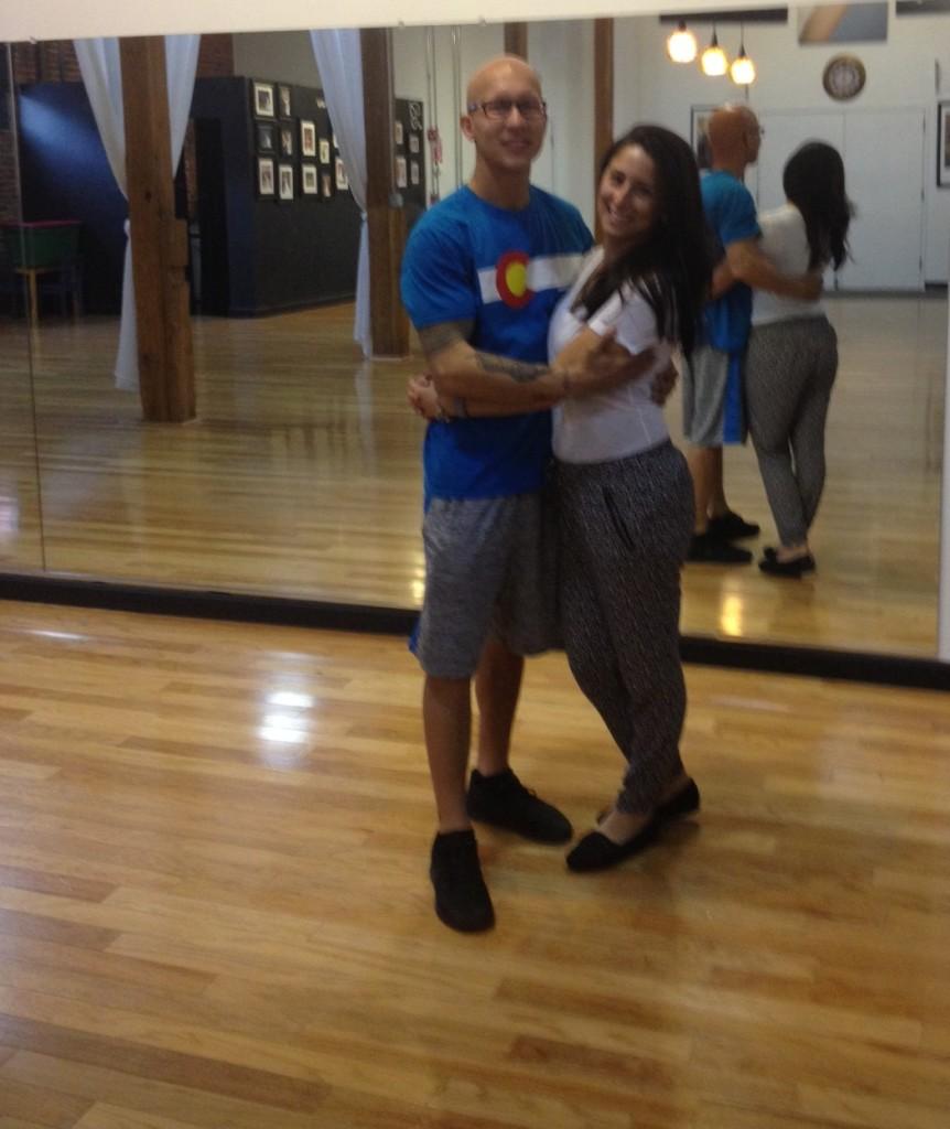 Erica and Dan