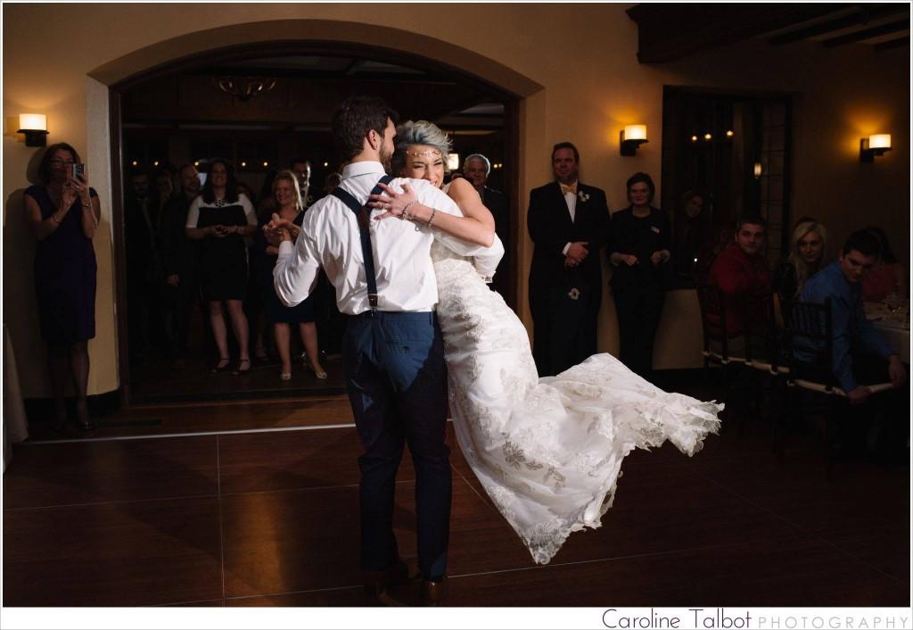 jax's wedding dance
